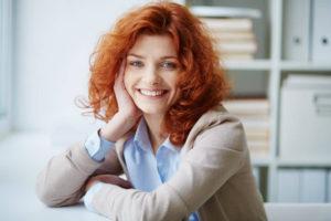 redheaded-woman