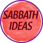Free printable - Sabbath Activity Ideas.