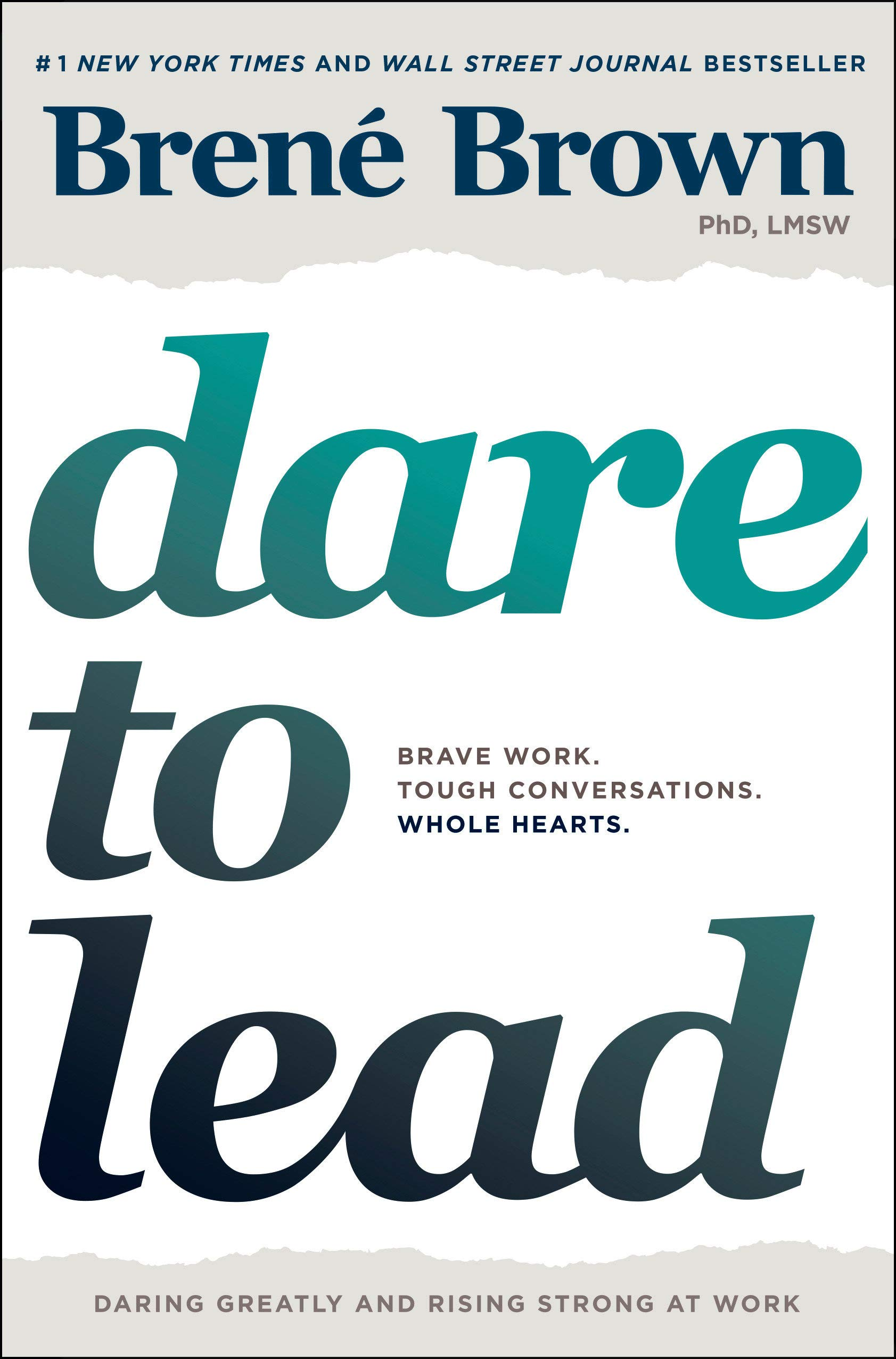 dare to lead online study
