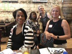 Christian women's networking and mastermind events