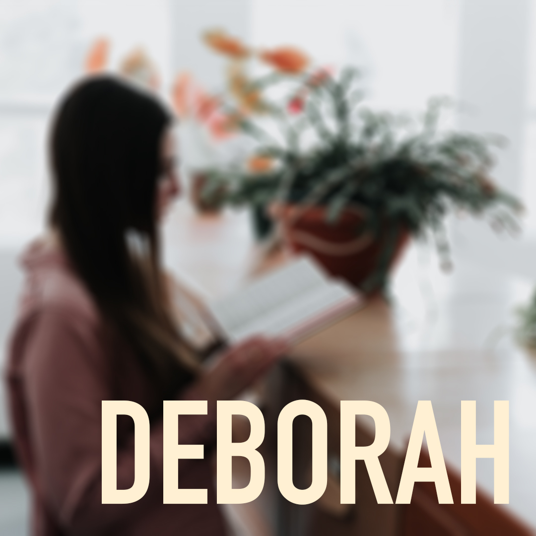 women of the bible deborah