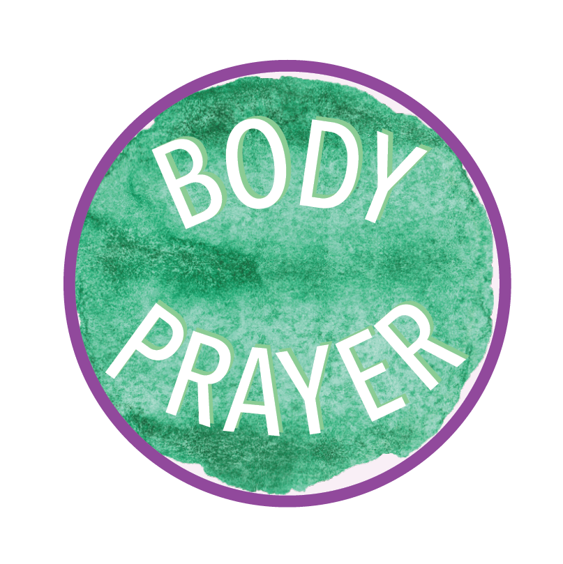 body prayer icon