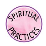spiritual practices icon