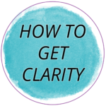 how to get clarity icon.